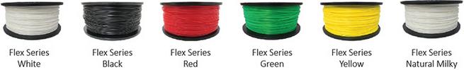 Flex series (Elastic plastic)